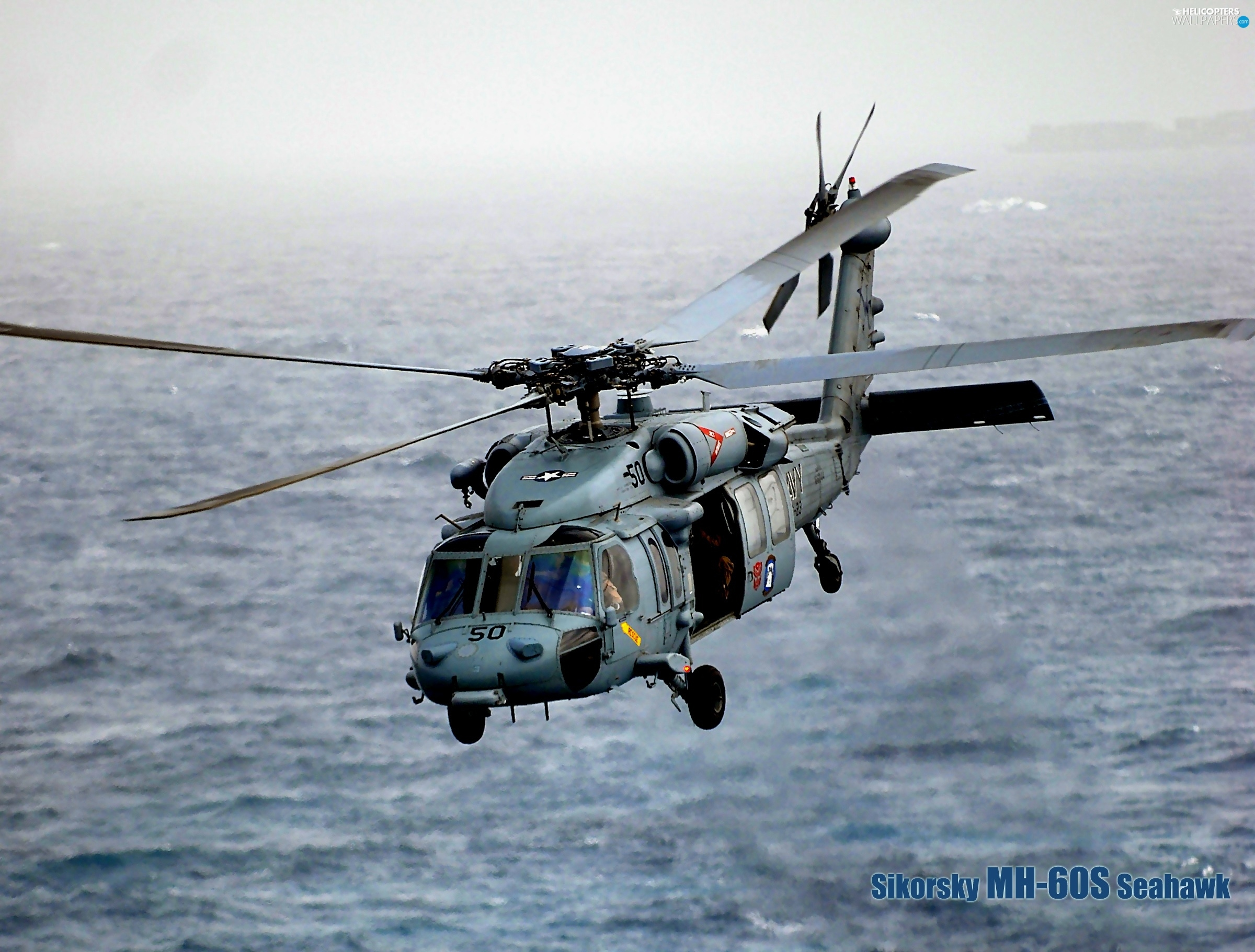 Sikorsky MH-60S Sea Hawk, Military truck
