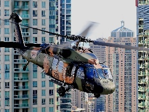 Sikorsky UH-60 Black Hawk, Town
