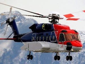 Sikorsky S-92, Mountains