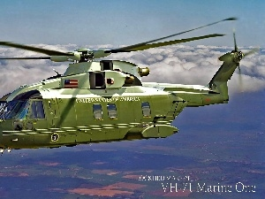 Presidential, Lockheed, Marine, one, Hawk, VH-71