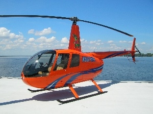 Raven-II, Robinson Helicopter Company, R44